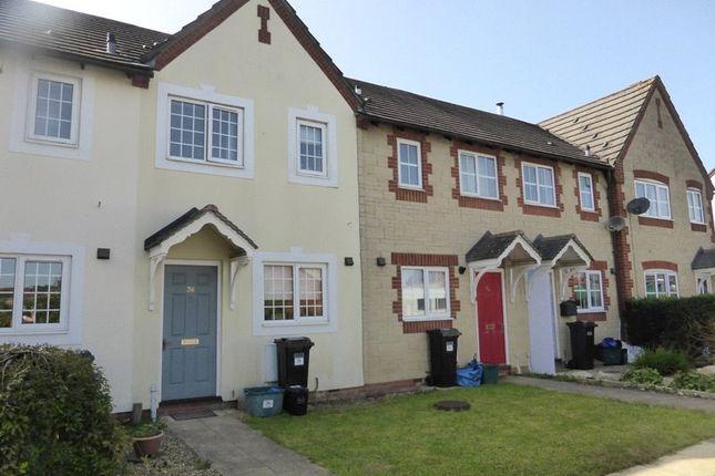 Thumbnail Terraced house to rent in Faulkland View, Peasedown St. John, Bath, Avon