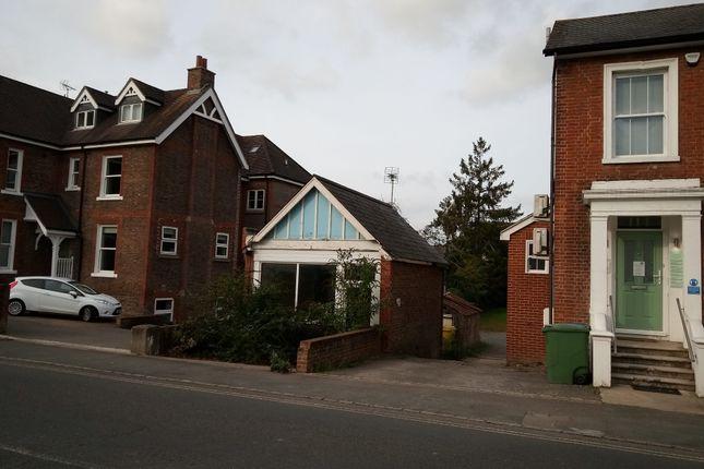 Thumbnail Retail premises for sale in 116 High Street, Billingshurst