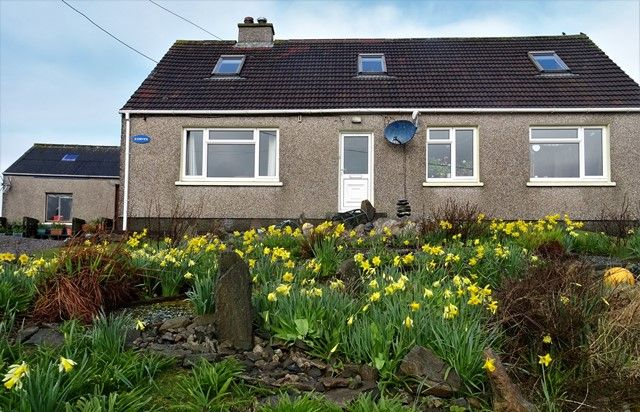 Thumbnail Detached house for sale in Carloway, Isle Of Lewis