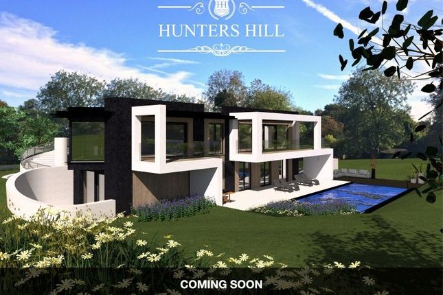 Detached house for sale in Hurtwood Lane, Farley Green, Albury, Guildford
