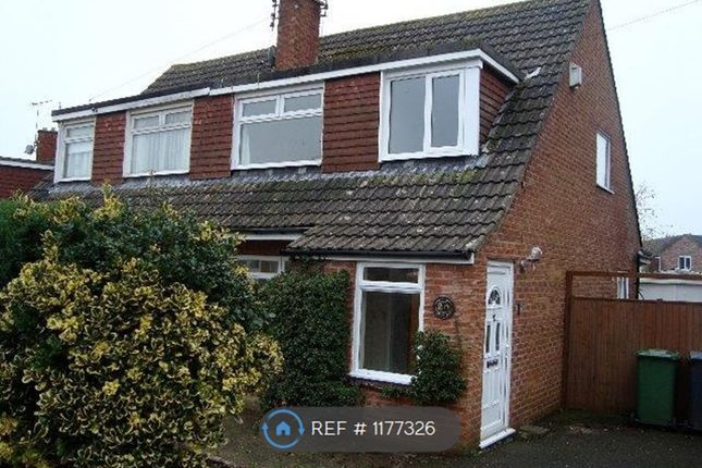 3 bed semi-detached house to rent in Hazel Crescent, Thornbury BS35