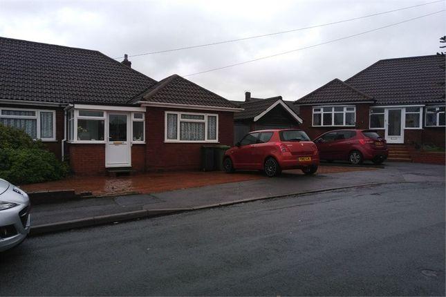 Thumbnail Semi-detached bungalow for sale in 7 Cambridge Close, Aldridge, Walsall
