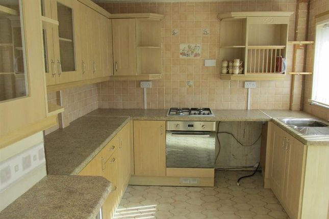 Thumbnail Terraced house to rent in Pine Close, Gurnos, Merthyr Tydfil