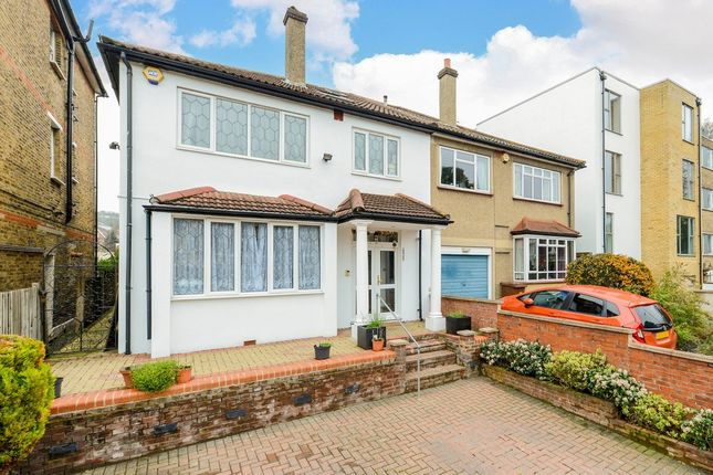 Thumbnail Semi-detached house for sale in Underhill Road, East Dulwich