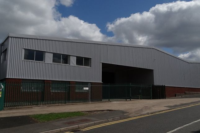 Thumbnail Industrial to let in Unit 1 Spring Road Industrial Estate, Smethwick