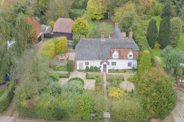 Thumbnail Detached house for sale in Great Hormead, Buntingford