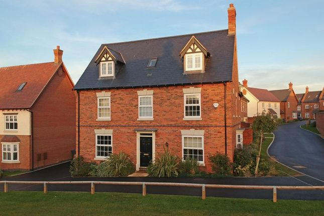 Thumbnail Detached house for sale in James Way, Scraptoft, Leicester LE7, Scraptoft,
