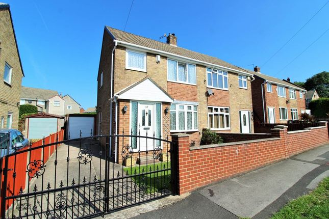 Thumbnail Semi-detached house to rent in Warwick Road, Monk Bretton, Barnsley
