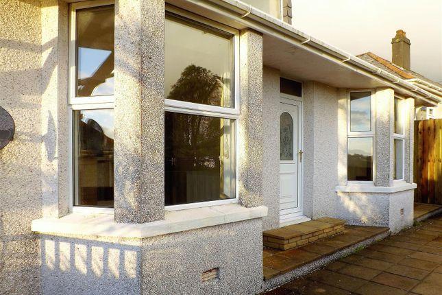 Detached bungalow to rent in St. Austell Road, St. Blazey Gate, Par