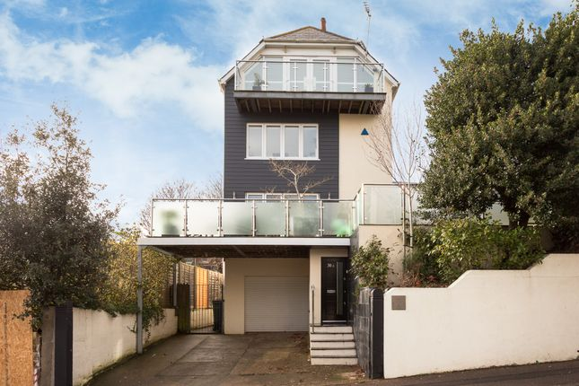 Thumbnail Detached house for sale in Tregonwell Road, Bournemouth