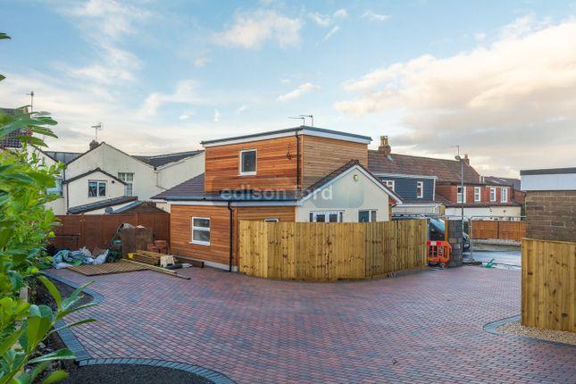 Thumbnail Detached bungalow for sale in Jockey Lane, St George, Bristol