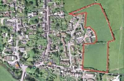 Commercial property for sale in Rosemary Lane, Leintwardine, Herefordshire