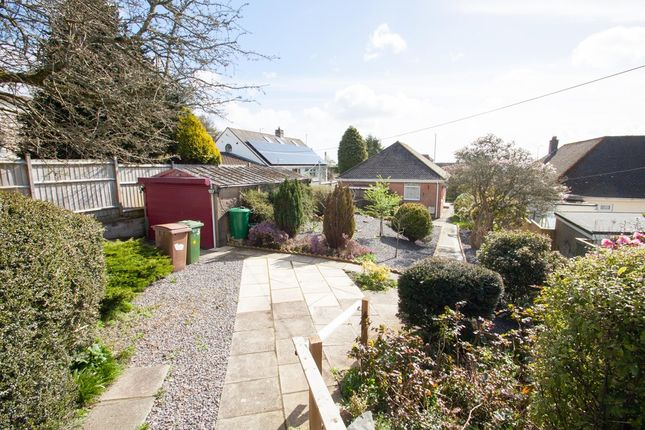 Thumbnail Detached bungalow for sale in Franklyns Close, Crownhill, Plymouth