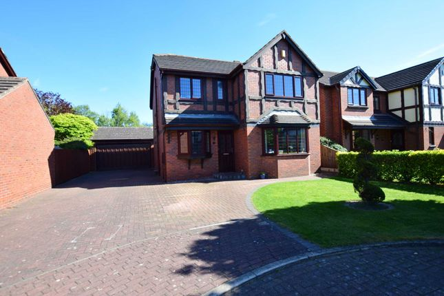 Thumbnail Detached house for sale in Chiltern Close, Lytham St. Annes