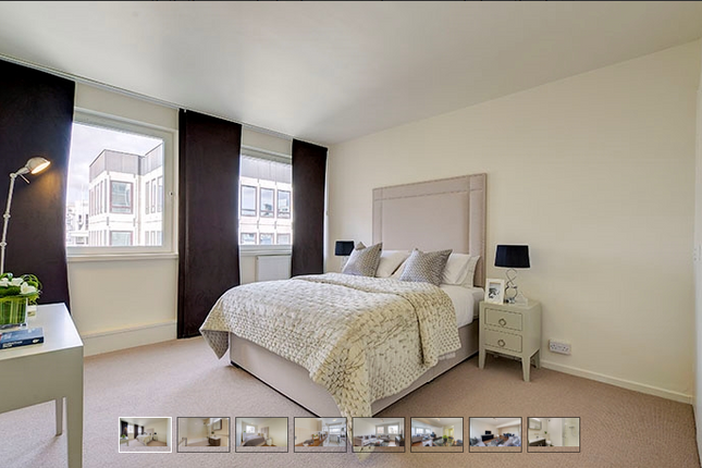 Thumbnail Flat to rent in Luke House, Abbey Orchard Street, London