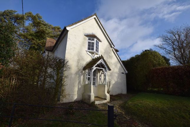 Thumbnail Lodge to rent in Hartley Mauditt, Alton