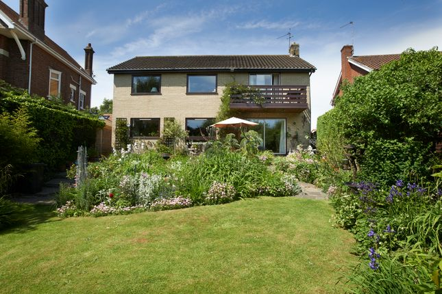Thumbnail Detached house for sale in Broadview Road, Oulton Broad