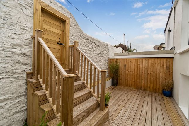 Rear Deck of Southern Terrace, Mutley, Plymouth PL4