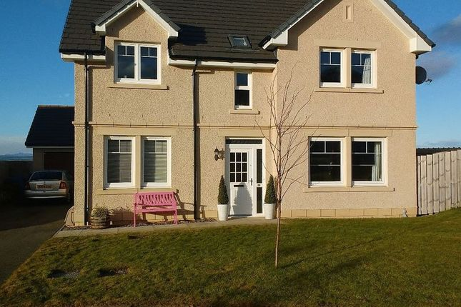 Thumbnail Detached house for sale in Bramble Close, Culduthel, Inverness