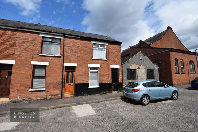 Thumbnail End terrace house to rent in Pembroke Street, Belfast