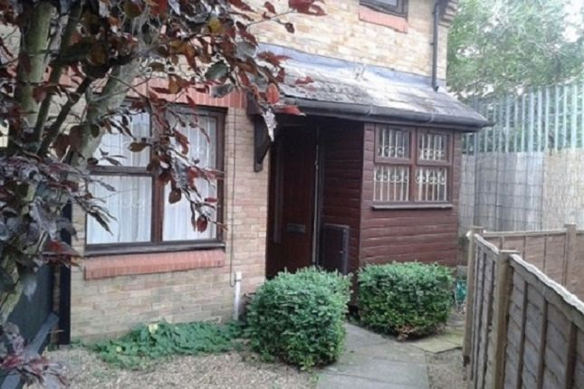Thumbnail Semi-detached house to rent in Windrose Close, Canada Water, London