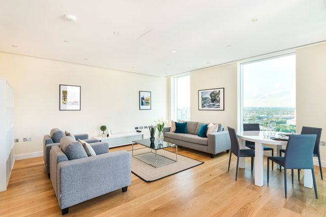 2 bed flat to rent in Arora Tower, 2 Waterview Drive SE10