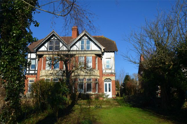 Thumbnail Semi-detached house for sale in Downfield, Stroud, Gloucestershire