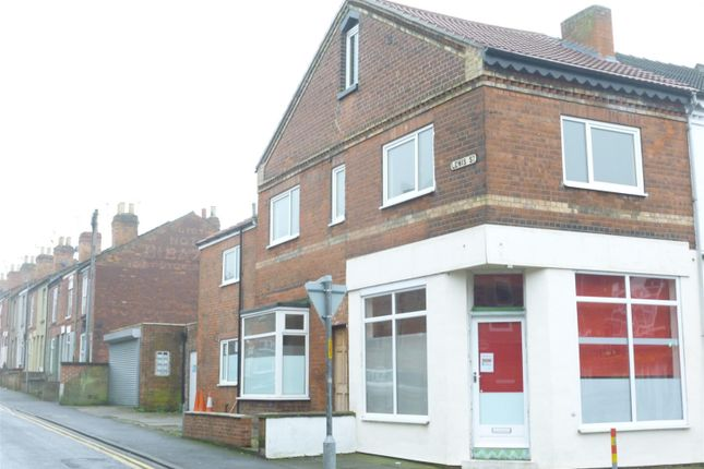 Thumbnail End terrace house for sale in Trinity Street, Gainsborough