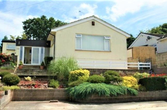 Thumbnail Detached bungalow for sale in Peters Crescent, Marldon, Paignton