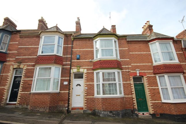 3 bed terraced house for sale in Rosebery Road, Exeter