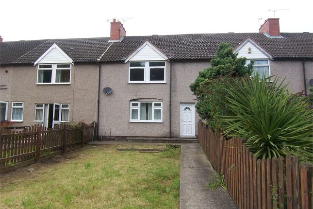 Thumbnail Terraced house to rent in Ninth Avenue, Forest Town, Mansfield, Nottinghamshire