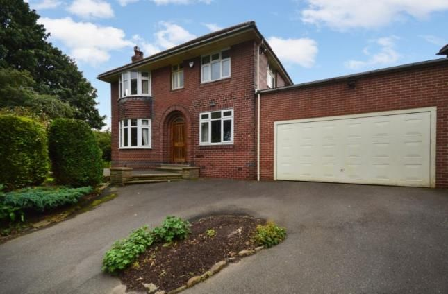 Thumbnail Detached house for sale in Mowson Lane, Worrall, Sheffield, South Yorkshire
