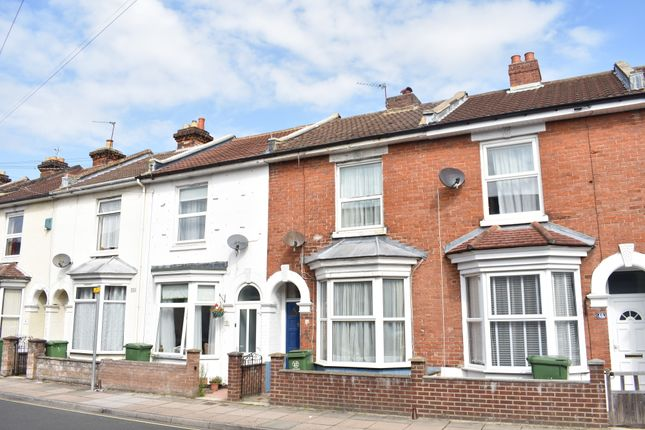 Thumbnail Terraced house to rent in Jessie Road, Southsea, Portsmouth