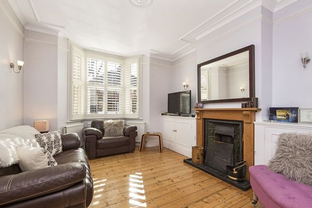 Thumbnail Terraced house for sale in Natal Road, London