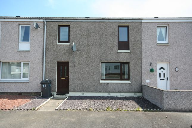 Thumbnail Terraced house for sale in Carrick Road, Lochside, Dumfries