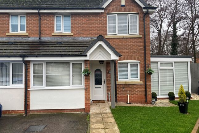 3 bed semi-detached house for sale in Salvia Close, St. Mellons, Cardiff CF3