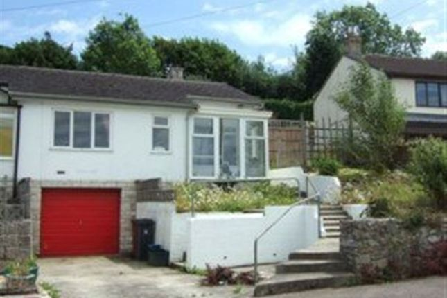 Thumbnail Bungalow to rent in North Street, Axminster
