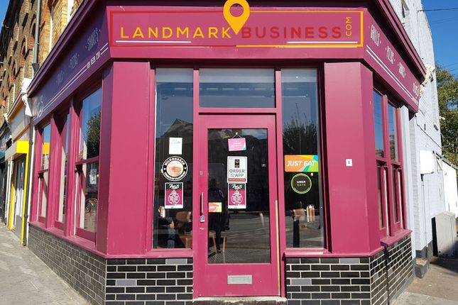 Thumbnail Restaurant/cafe for sale in High Road, Leyton