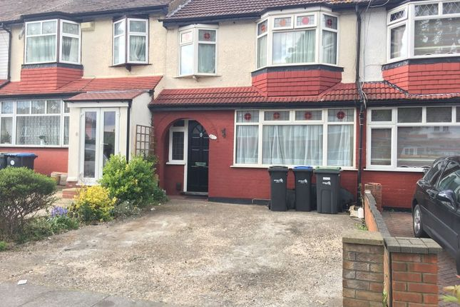 Thumbnail Terraced house to rent in Harrow Drive, London