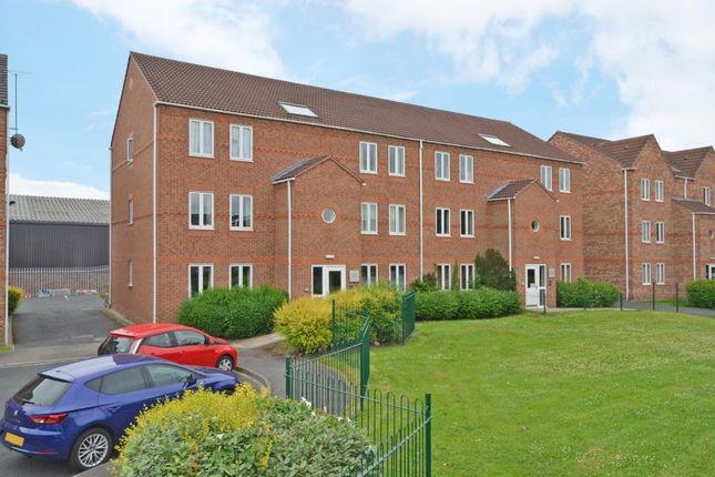 2 bed flat to rent in Essex House, Birch Park, York YO31