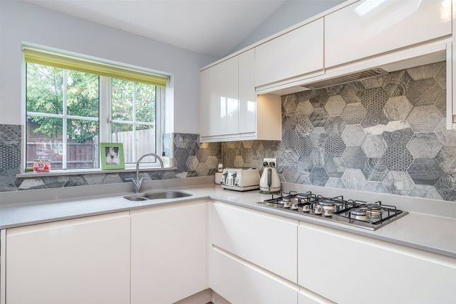 Kitchen of The Thatchers, Thorley, Bishop's Stortford CM23