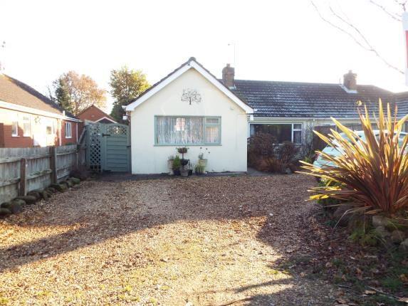 Thumbnail Bungalow for sale in Ingoldisthorpe, King's Lynn, Norfolk