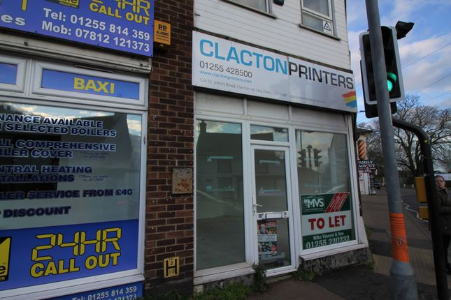 Thumbnail Office to let in St Johns Road, Clacton-On-Sea