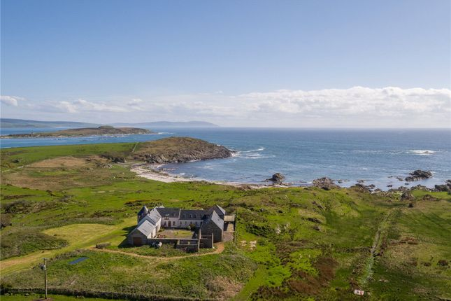 Thumbnail Detached house for sale in Leim, Isle Of Gigha, Argyll
