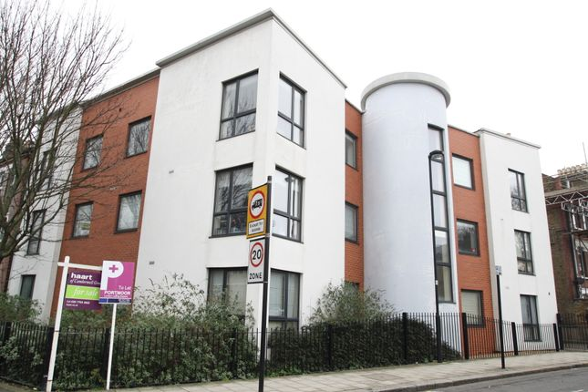 Thumbnail Flat to rent in Vaughan Road, London