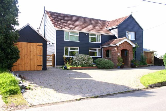 4 bed detached house for sale in Rectory Road, Little Oakley, Harwich