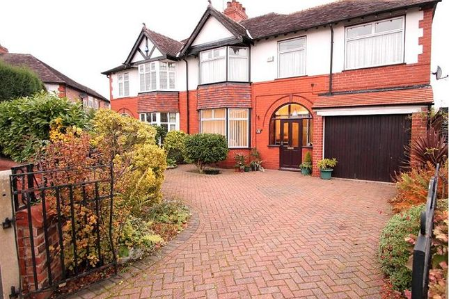Thumbnail Semi-detached house for sale in Fownhope Road, Sale