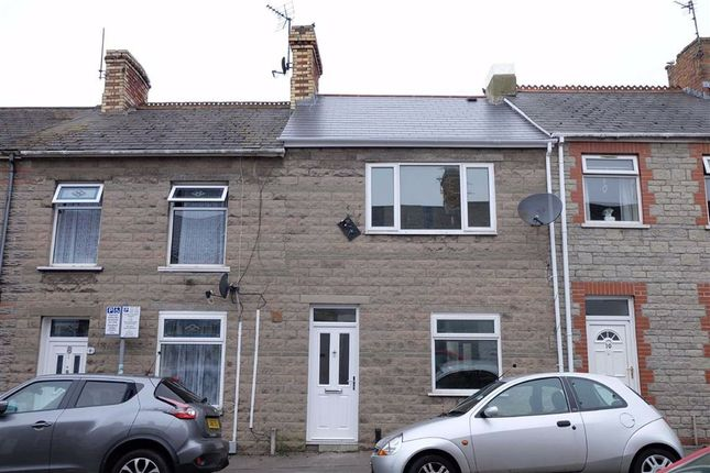 Thumbnail Terraced house to rent in Evans Street, Barry, Vale Of Glamorgan