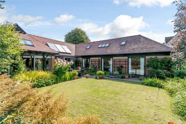 Thumbnail Detached bungalow for sale in Kneeton Road, East Bridgford, Nottingham