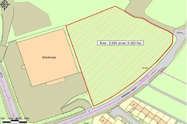 Thumbnail Land to let in Land, Dewsbury Road, Fenton, Stoke-On-Trent